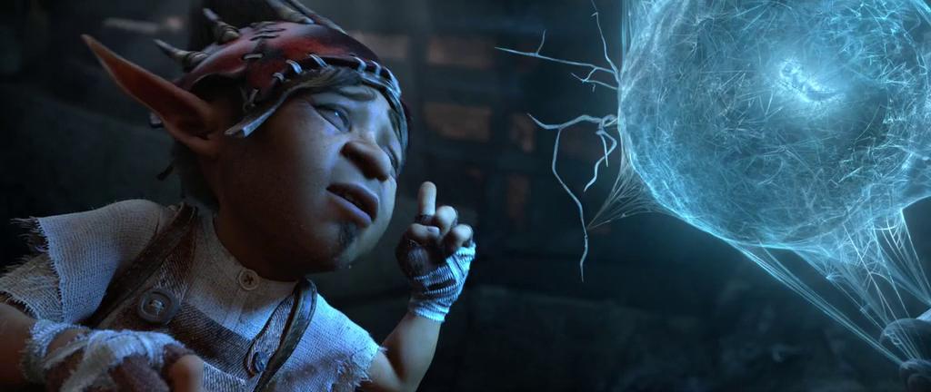 Странная магия / Strange Magic (2015) WEB-DLRip-AVC   Лицензия