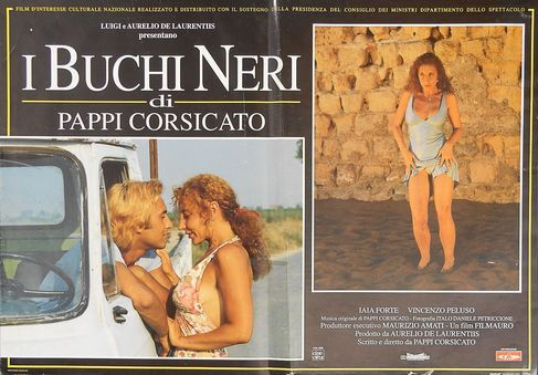 Чёрные дыры / I buchi neri (1995) DVDRip | Sub