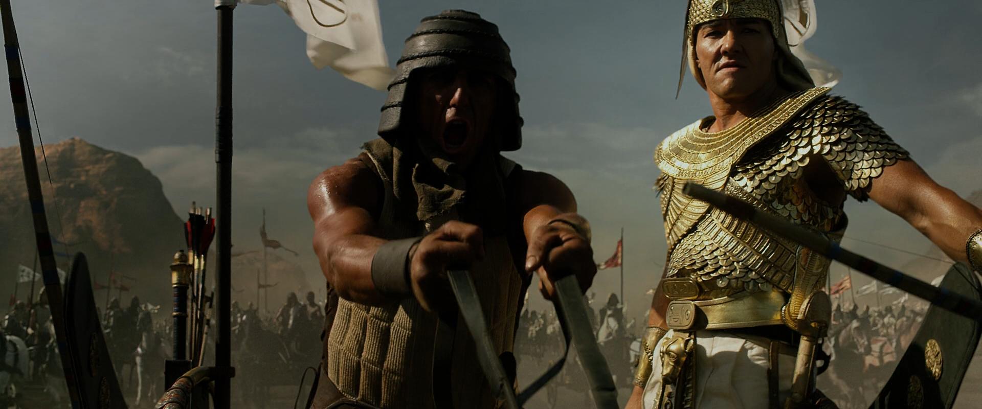 Исход: Цари и боги (2014) BDRip 1080p | D, A | Лицензия