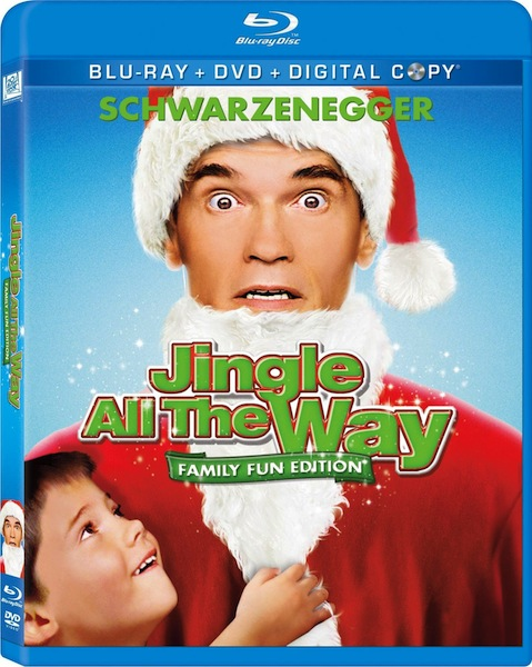 ������� �� ��������� / Jingle All the Way (1996) BDRip 720p | Theatrical Cut