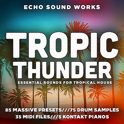 VA - Tropical Thunder House Massive (2016) MP3