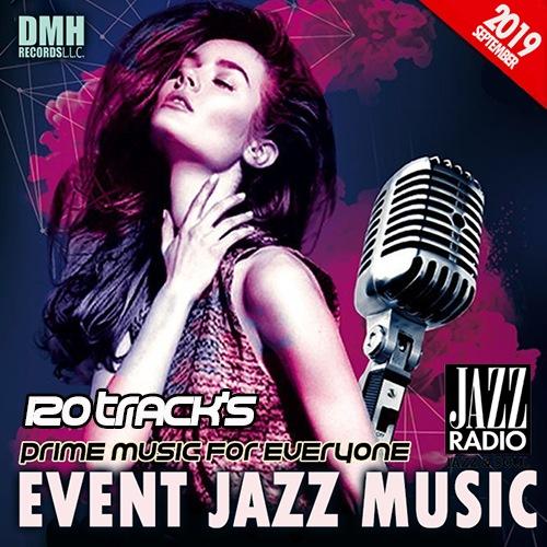 VA - Event Jazz Music (2019) MP3 скачать торрентом