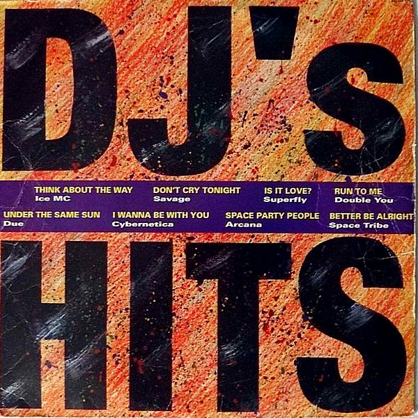VA - DJ Hits 90s (2019) MP3 скачать торрентом