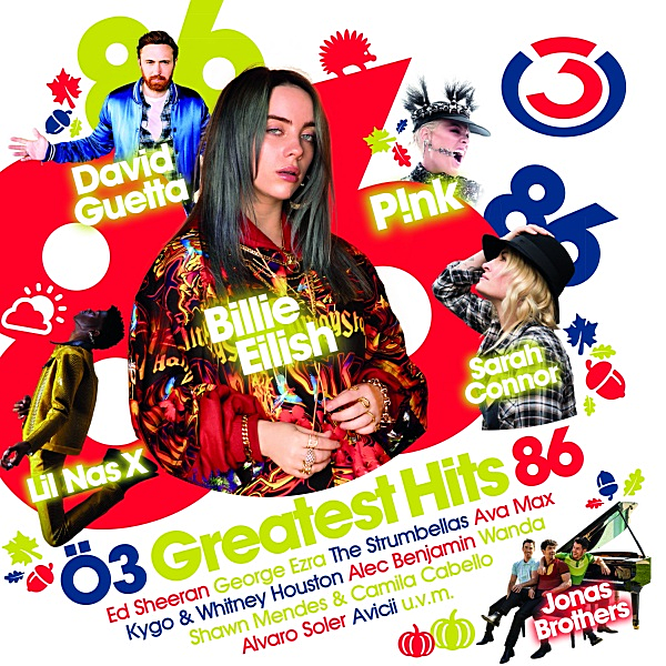 VA - ?3 Greatest Hits Vol.86 (2019) MP3 скачать торрентом
