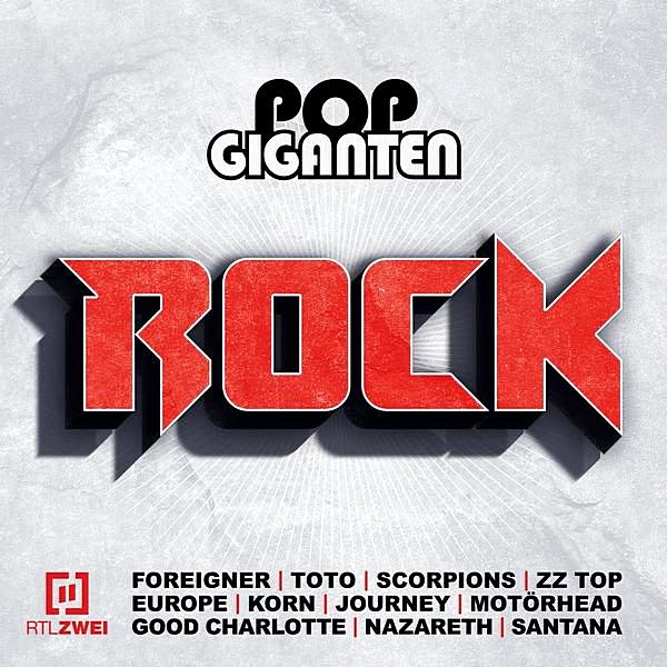 VA - Pop Giganten Rock [3CD] (2020) MP3 скачать торрентом