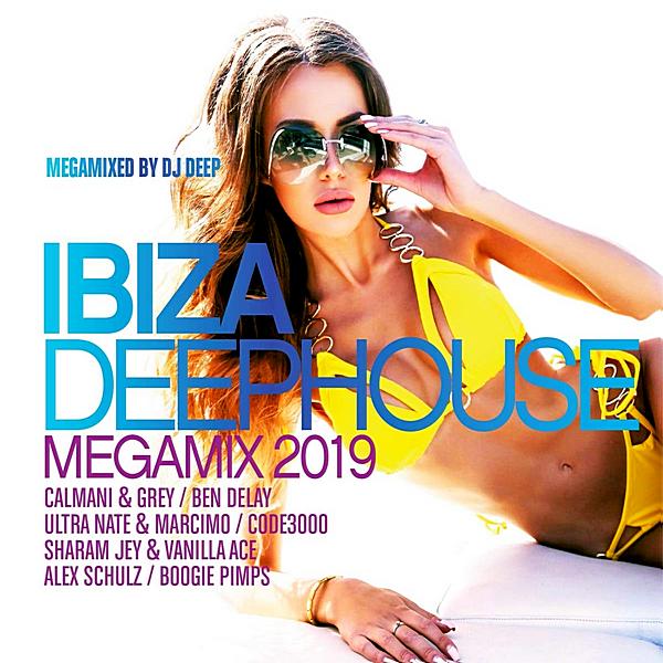 VA - Ibiza Deephouse Megamix (2019) MP3 скачать торрентом