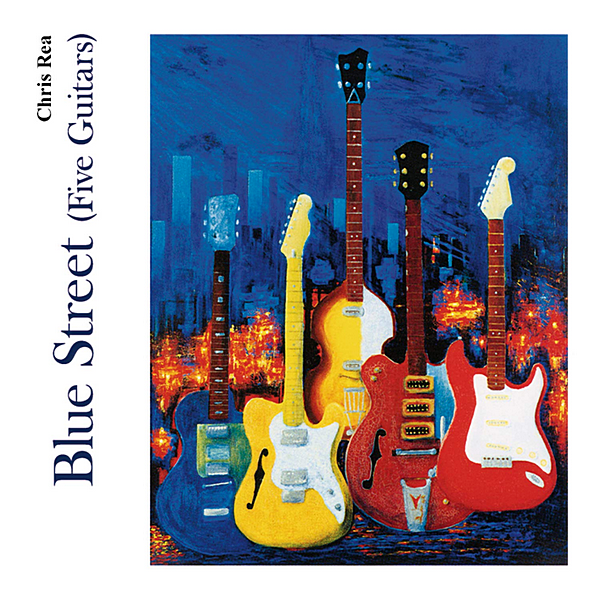 Chris Rea - Blue Street [Five Guitars] (2019) MP3 скачать торрентом