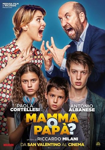 Мама или папа? / Mamma o pap?? (2017) DVDRip  | L1