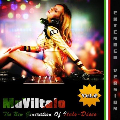 VA - MuviItalo Vol.6 (Extended Version) [3CD] (2016) MP3