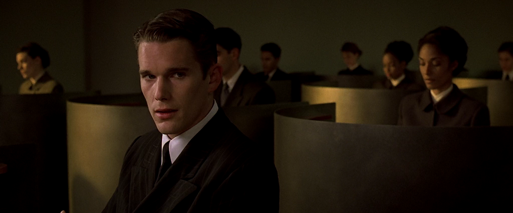"""gattaca a film by andrew niccol essay """"gattaca"""" is the remarkable debut of a writer-director from new zealand, andrew niccol, whose film is intelligent and a video essay on the excellence of."""