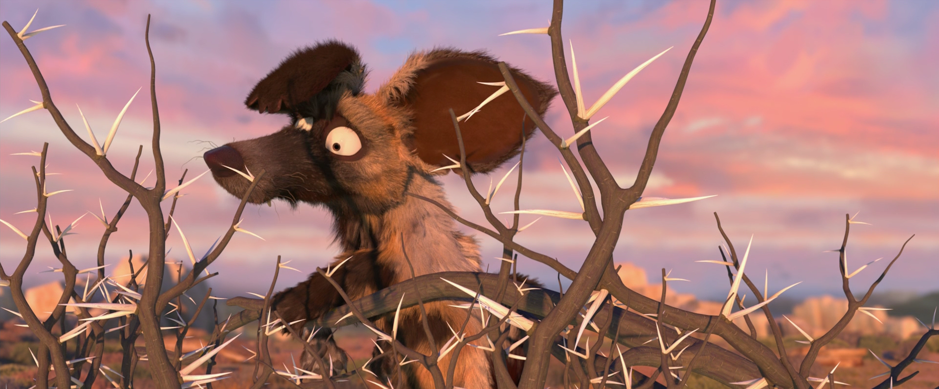 Король сафари / Khumba (2013) BDRip 1080p | Лицензия