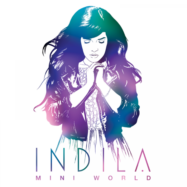 альбом Indila - Mini World [Limited Edition] (2014) FLAC в формате FLAC скачать торрент