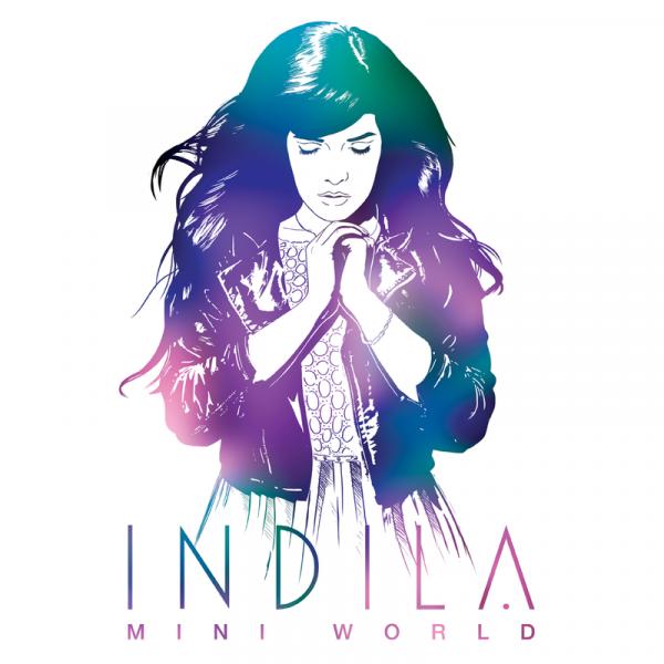 Indila - Mini World [Limited Edition] (2014) FLAC в формате  скачать торрент