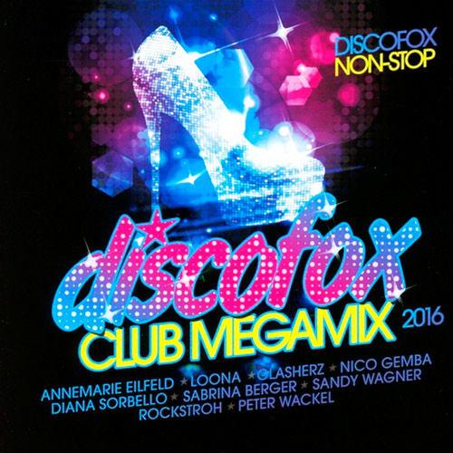 VA - Discofox Club Megamix (2016) MP3