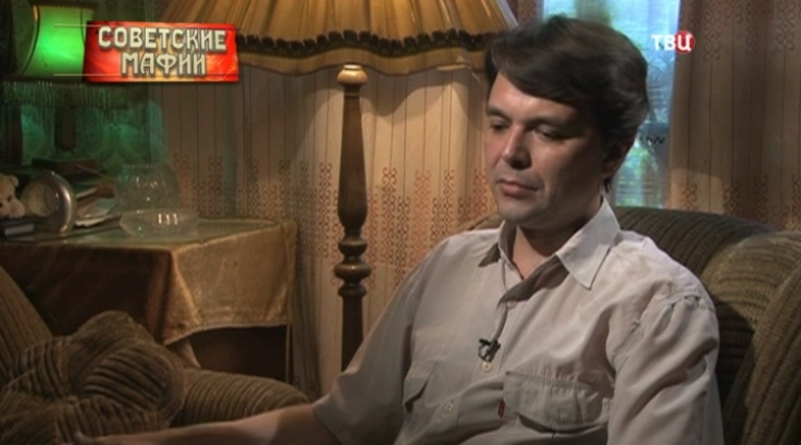 Советские мафии Все серии (2015)