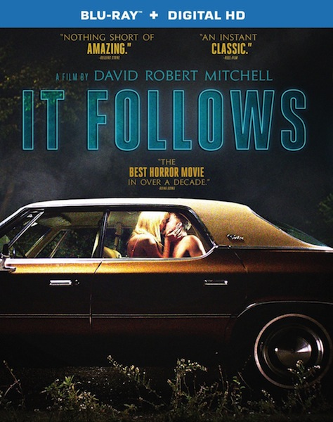 Оно / It Follows (2014)  BDRip 720p от Leonardo | iPad |  iTunes