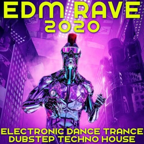 VA - EDM Rave 2020 (2019) MP3 скачать торрентом