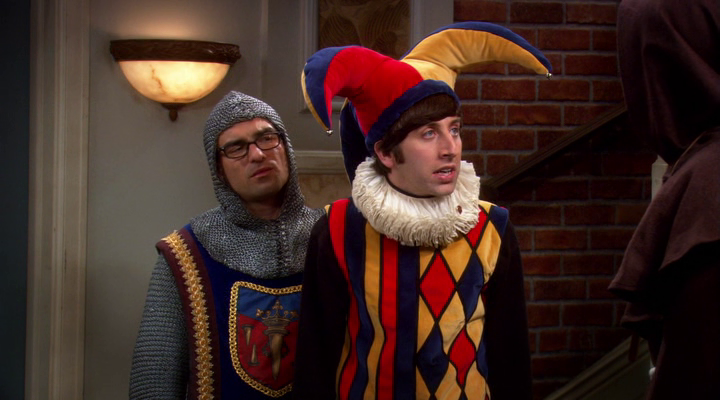 Теория большого взрыва / The Big Bang Theory [Сезоны 1-8] (2007-2014) HDTVRip | Кураж-Бамбей