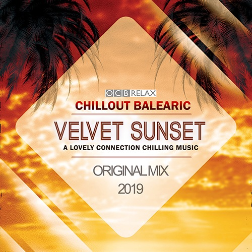 VA - Velvet Sunset: Chillout Balearic (2019) MP3 скачать торрентом