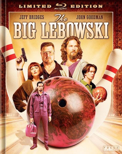 Большой Лебовски / The Big Lebowski (1998) BDRip 720p | P