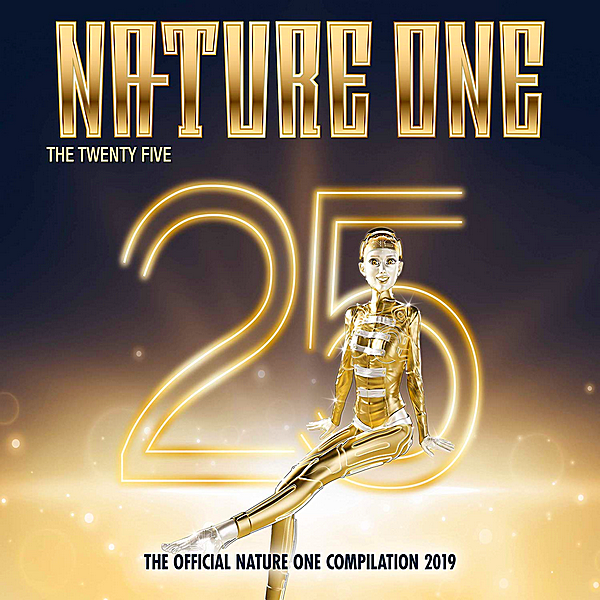 VA - Nature One 2019: The Twenty Five [3CD] (2019) MP3 скачать торрентом