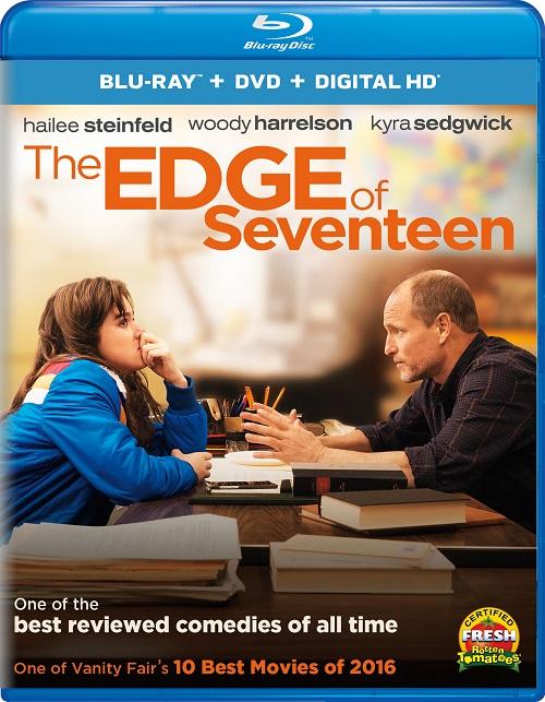 Почти семнадцать / The Edge of Seventeen (2016) BDRip 1080p | Лицензия