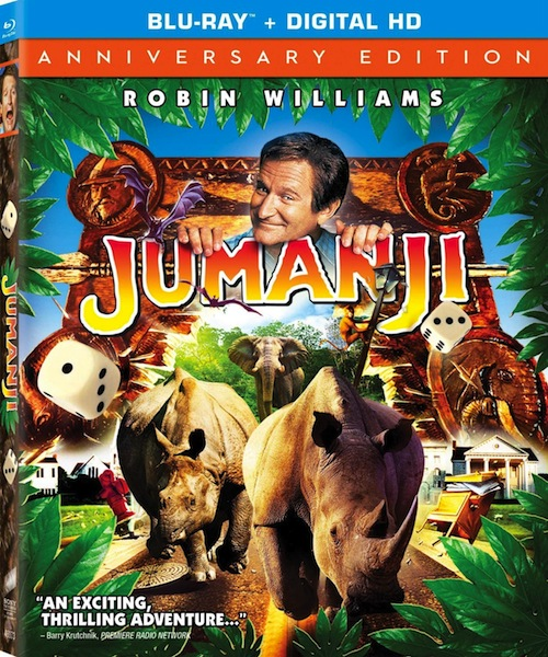 Джуманджи / Jumanji (1995) BDRip 720p от Leonardo | D, P, A