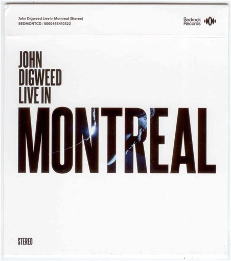 VA - John Digweed Live In Montreal [6CD] (2016) FLAC