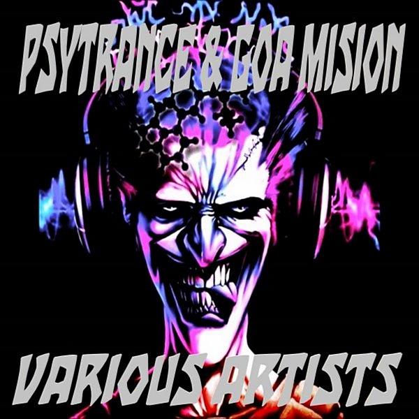 VA - Psytrance & Goa Mision (2020) MP3 скачать торрентом