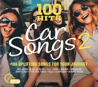 VA - 100 Hits: Car Songs 2 (2017) MP3