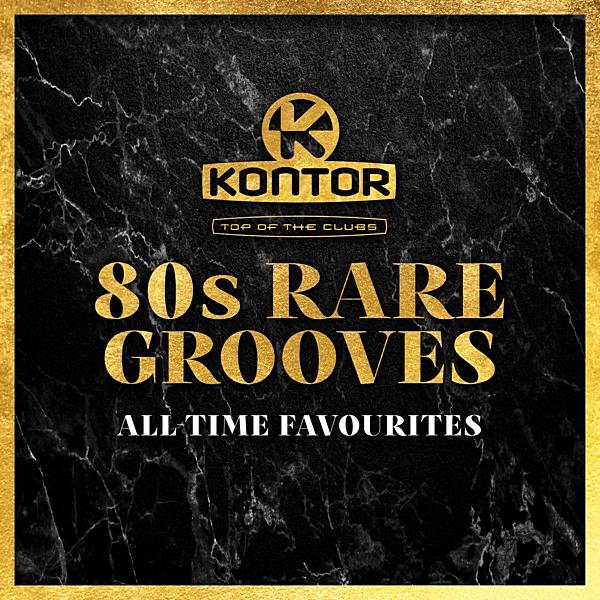 VA - Kontor Top Of The Clubs: 80s Rare Grooves [All-Time Favourites] (2020) MP3 скачать торрентом