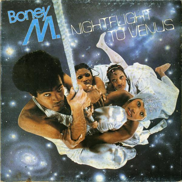 Boney M. - Nightflight to Venus [Vinyl-Rip] (1978) FLAC скачать торрентом