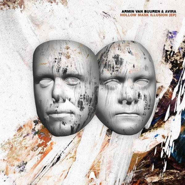 Armin van Buuren ft. Avira - Hollow Mask Illusion [EP] (2020) FLAC  скачать торрент