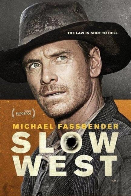 ��������� ����� / Slow West (2015) HDRip | VO