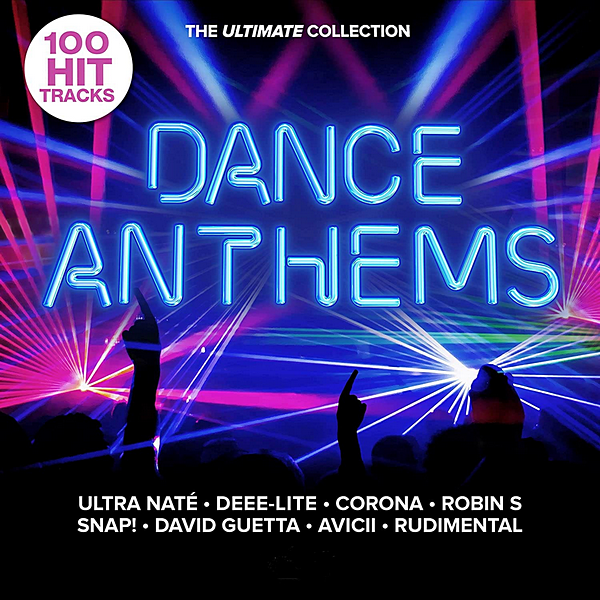 VA - Dance Anthems: The Ultimate Collection (2020) MP3 скачать торрентом