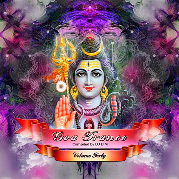 VA - Goa Trance Vol.40 [Compiled by DJ Bim] (2019) MP3 скачать торрентом