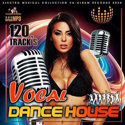 VA - Vocal Dance House (2020) MP3 скачать торрентом