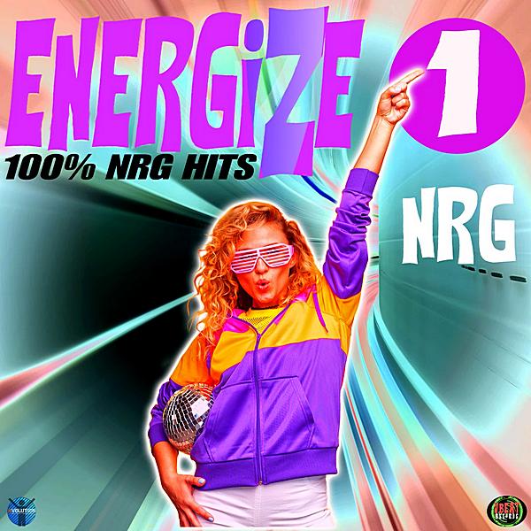 VA - Energize 1 [100%% NRG Hits] (2019) MP3 скачать торрентом