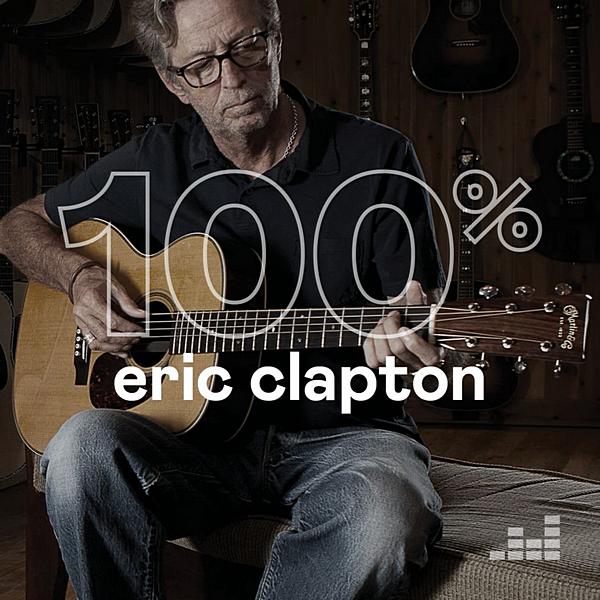 Eric Clapton - 100% Eric Clapton (2020) MP3 скачать торрентом