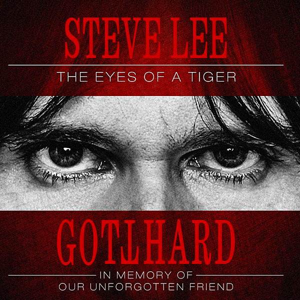 Gotthard - Steve Lee: The Eyes Of A Tiger (2020) FLAC  скачать торрент