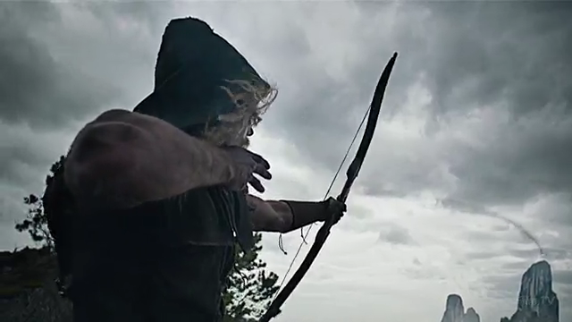 Стрела / Arrow, Сезоны 1-5, Серии 1-115 из 115 (2012-2017) WEB-DLRip от Generalfilm   КПК   LostFilm