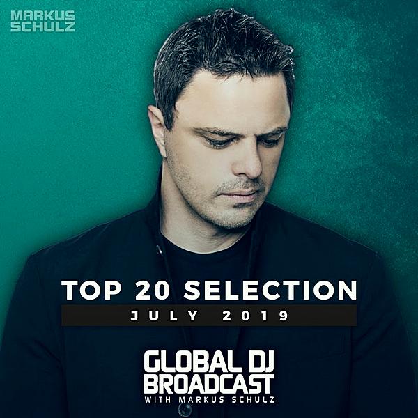 VA - Global DJ Broadcast: Top July (2019) MP3 скачать торрентом