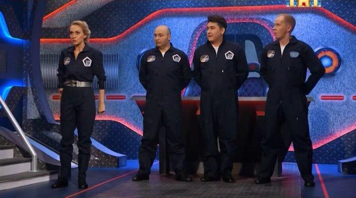 Однажды в России (2016) Сезон 3 Все серии