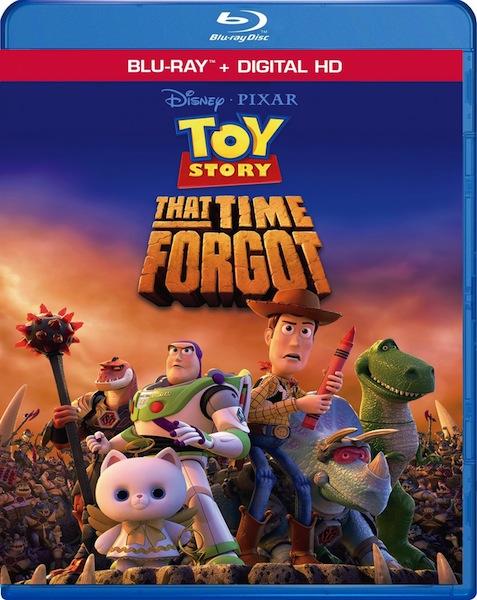 История игрушек, забытая временем / Toy Story That Time Forgot (2014) BDRip 1080p | D