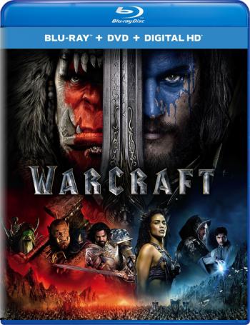 Варкрафт / Warcraft (2016) BDRip от ExKinoRay | P