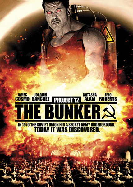 Проект 12: Бункер / Project 12: The Bunker (2016) DVDRip | L1