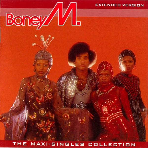 Boney M. - The Maxi-Singles Collection Vol. 1-4: Extended Version (2005/2006) FLAC