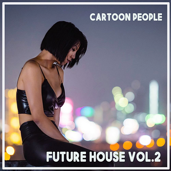 VA - Cartoon People: Future House Vol. 2 (2020) MP3 скачать торрентом