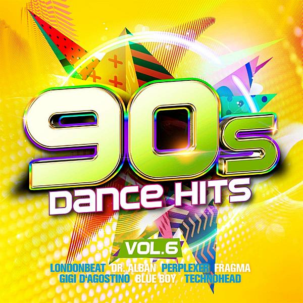 VA - 90s Dance Hits Vol. 6 (2020) MP3 скачать торрентом