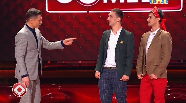 Новый Comedy Club [эфир от 18.12] (2015) SATRip
